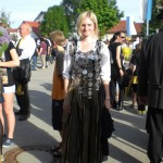Schützenkönigin Julia Eisenbrückner