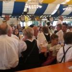 Volksfesteinzug 2012