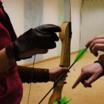 Ostereierschießen Bogenabteilung 2013